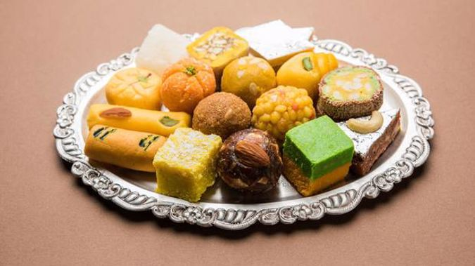 The store specialised in Indian sweets. Photo / 123RF.