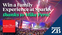 Win a family experience at Sparks thanks to Mike Pero!