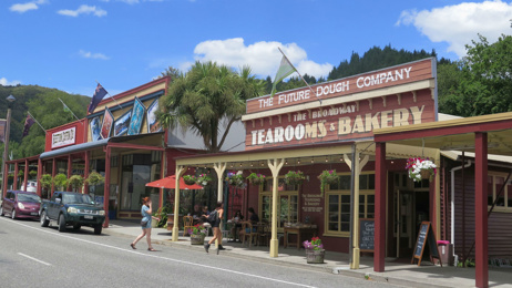 Mike Yardley: Reefton is on a Roll