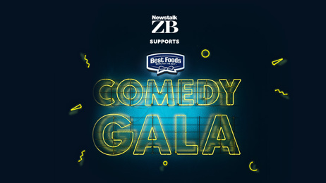 New Zealand Comedy Trust presents: Best Foods Comedy Gala