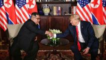 President Trump says summit with North Korea's Kim will be in Hanoi