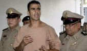 Refugee Hakeem al-Araibi has been imprisoned in Thailand. (Photo / AP)