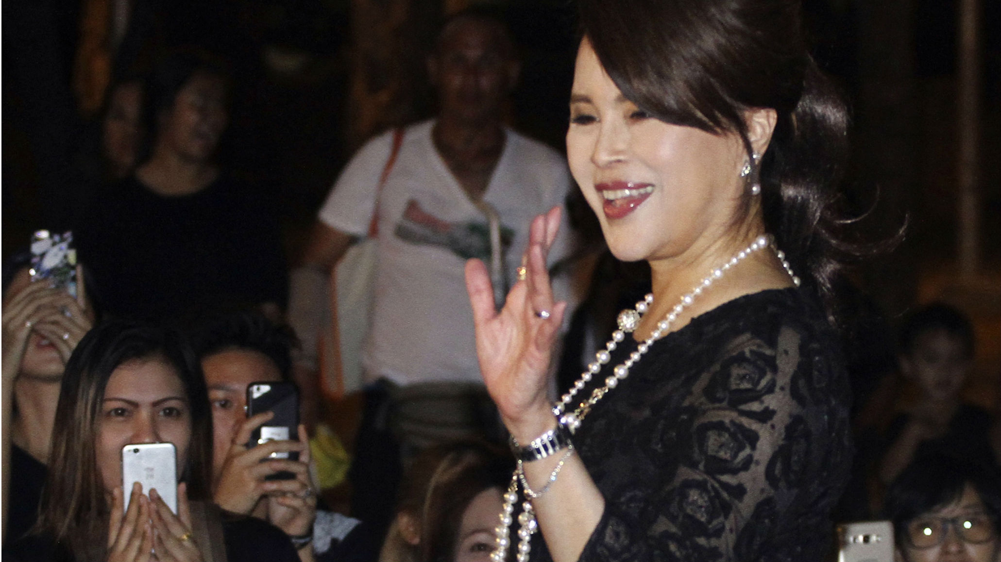 Thai Princess Ubolratana Mahidol's wish to be Prime Minister was labelled 'unconstitutional' . (Photo / AP)