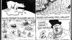 Cartoonist Tom Scott on his new plays