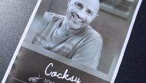 Cocksy's funeral filled with laughs and stories