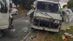 Tradie disputes police story over head-on crash