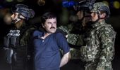 Joaquin Guzman Loera, also known as 'El Chapo' is transported to Maximum Security Prison of El Altiplano in Mexico City. Photo / Getty Images