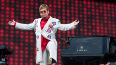 Tickets to Elton John's show at Mission Estate have been plagued with problems. (Photo / Getty)