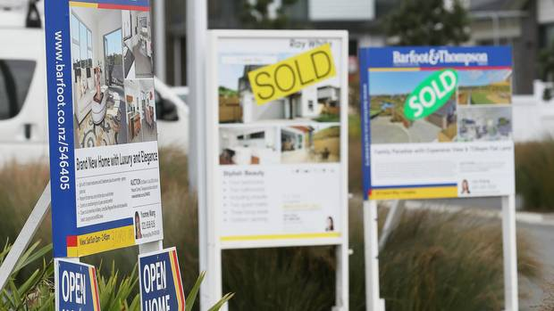 Auckland house sale prices hit lowest in three years