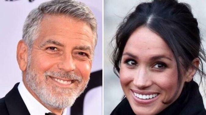 Clooney, a friend of Meghan and Harry, says that history is repeating itself. (Photo / Supplied)