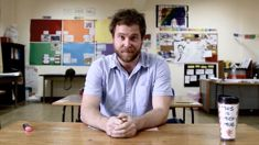 Mica Prazak: Canadian teacher talks why he moved to New Zealand
