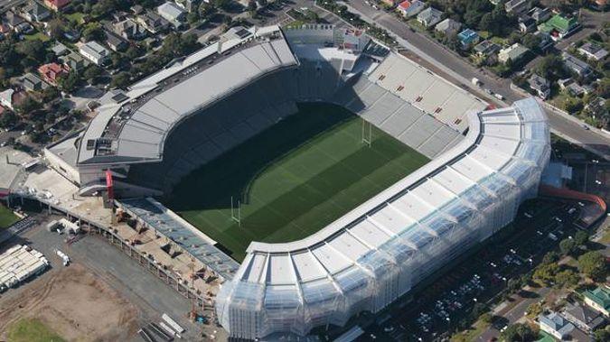 The stadium is facing growing financial pressures. (Photo / NZ Herald)