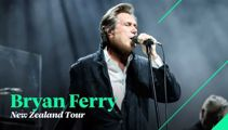 Win tickets to Bryan Ferry's New Zealand concerts
