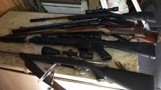 Drugs and high powered weapons seized in Waikato raid