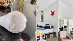 Hidden camera discovered in Auckland rental