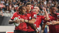 Murray Mexted: Crusaders cling on to take down Blues