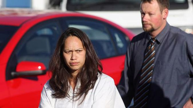 Jacqueline Elaine Wihongi, pictured here in 2010, has had her parole declined. Photo / Hawke's Bay Today.