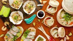 Adrian Hornsby: Vietnamese rice paper rolls