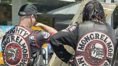 Mongrel Mob member reportedly door-knocking in affluent Auckland suburb