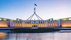 Murray Olds: Australia blames 'state actor' on Parliament cyber attack