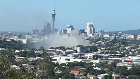 Emergency services rush to house fire in Kingsland