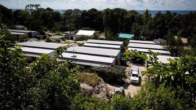 Nibok refugee settlement on Nauru. Photo / Jason Oxenham