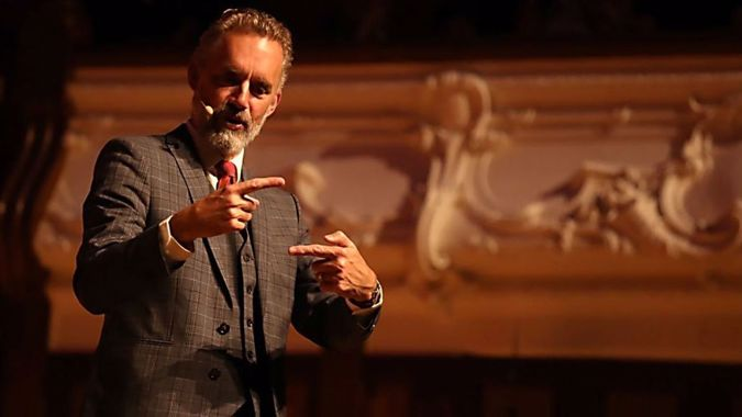 Andrew Dickens: Jordan Peterson's boring - why do we care about him?