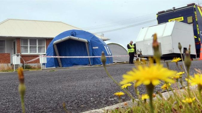 The body was discovered on Monday evening. (Photo / ODT)