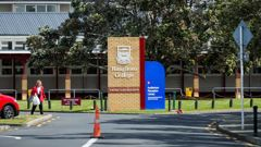 Students at Rangitoto College started a petition against rules barring Year 13 girls from wearing clothes that might arouse male teachers. (Photo / File)