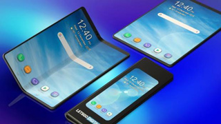 Would you pay nearly $3k for a folding smart phone?