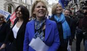 Anna Soubry, Heidi Allen and Sarah Wollaston have joined the new Independent Group. (Photo / AP)