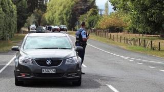 Man shot by police after Kawerau bank robbery