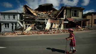 Christchurch quake 8 years on: A city rises