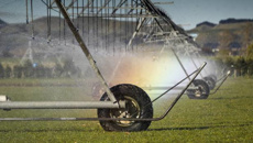 Possible water tax concerning those with irrigation systems