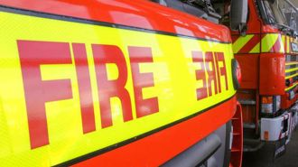 Large house fire forces evacuation of Avonside Girls High School