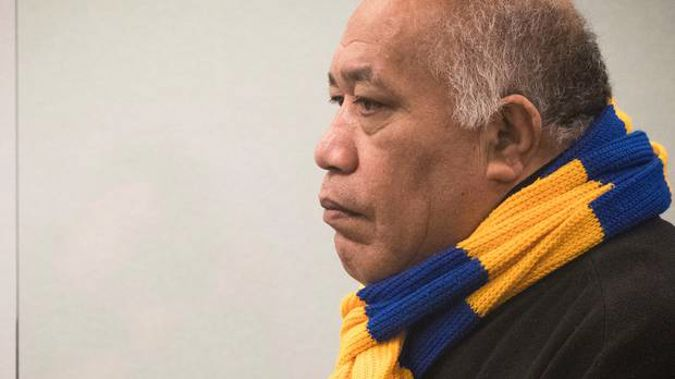 Alosio Taimo was sentenced today in the High Court at Auckland. Photo / Jason Oxenham
