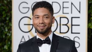 Jussie Smollett. Photo / Getty Images