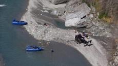 Nine injured in boat crash on Queenstown's Shotover River