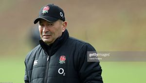 Eddie Jones means business. Photo: Gettyimages