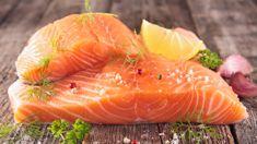 Mike van de Elzen: Gin Salmon Gravlax with White Bean Dip