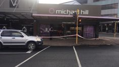 Jewellery stolen after Michael Hill store ram raided