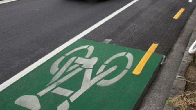 """Researchers have examined what drives entrenched opposition to cycleway projects - or """"bikelash"""". (Photo / NZ Herald)"""