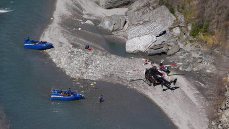 Canadian couple tell of Skippers Canyon jet boat horror