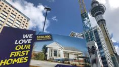 Timaru sets up cheeky billboards targeting Auckland first home buyers