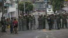 Cody Weddle: Venezuela's military conflict worsens