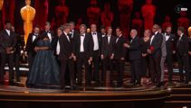 Oscars: Green Book wins best picture in surprise upset
