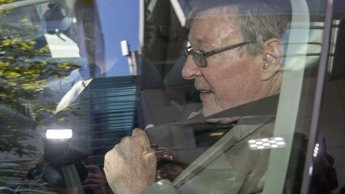 George Pell has been found guilty of assaulting two boys. (Photo / AP)
