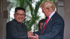 Hanoi summit: Kim arrives in Vietnam for meeting with Trump