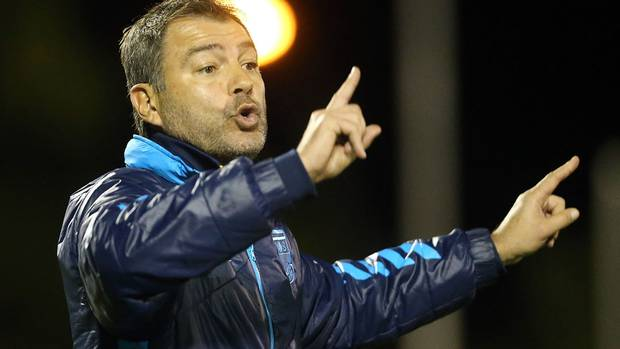 Mark Rudan spoke out against the club he coaches last week, and his comments were greeted with silence. (Photo / Getty)
