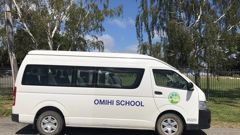 James Fletcher used Omihi School's fuel card meant for the school bus to buy petrol for his car. (Photo / School website)